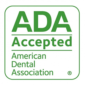 American Dental Association approved